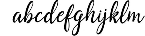 Saphira Script 1 Font LOWERCASE