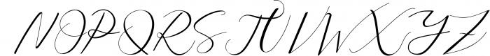 Sarodime - Romantic Calligraphy Font Font UPPERCASE