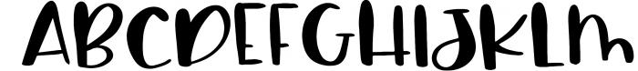 Sassy - A Bold Script Font Font UPPERCASE