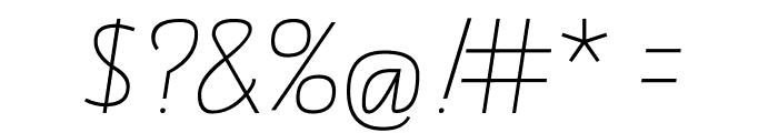 SA School Handwriting Font Font OTHER CHARS