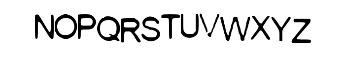 SAMixture Font UPPERCASE