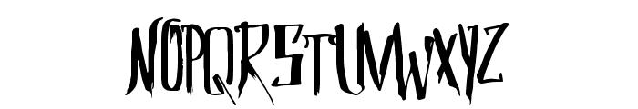 SaberHusk Font LOWERCASE