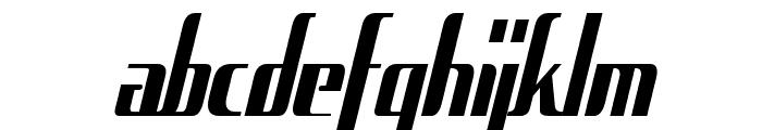 SadFilms-Regular Font LOWERCASE