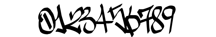 Sadoc Wild Font OTHER CHARS