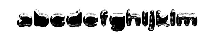 Safe Iodine Font UPPERCASE