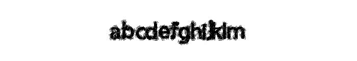 SafePaper Font LOWERCASE
