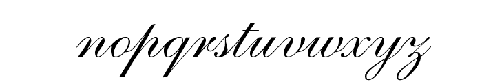 SaffronToo Font LOWERCASE