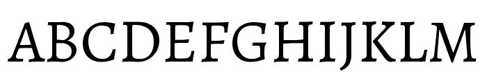 Sahitya Font UPPERCASE
