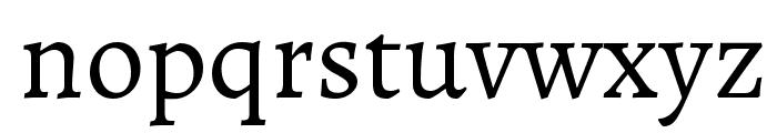 Sahitya Font LOWERCASE