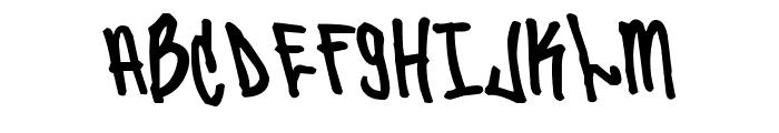 Sailor '87 Font LOWERCASE