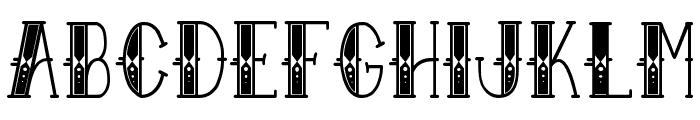 Sailor Larry - Extra Fancy Font LOWERCASE