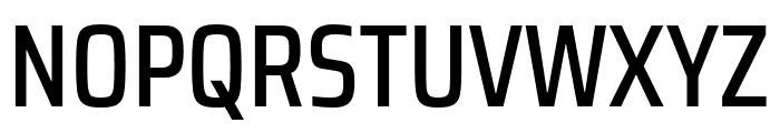 Saira Condensed Medium Font UPPERCASE