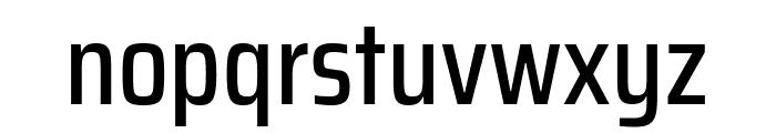 Saira Condensed Medium Font LOWERCASE