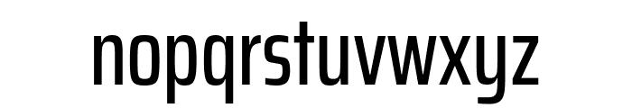 Saira ExtraCondensed Medium Font LOWERCASE