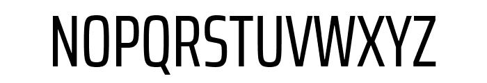 Saira ExtraCondensed Regular Font UPPERCASE