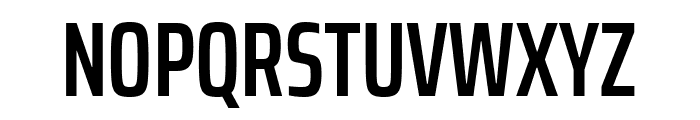 Saira ExtraCondensed SemiBold Font UPPERCASE