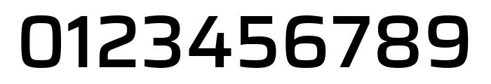 Saira Medium Font OTHER CHARS