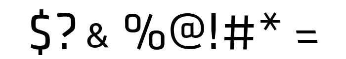 Salika Font OTHER CHARS