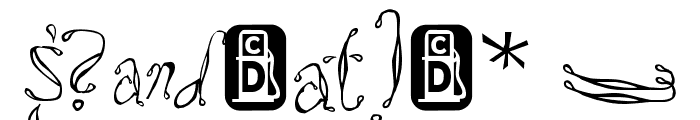 Saltwater Font OTHER CHARS