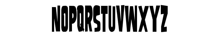 SamdanCondensed Font LOWERCASE