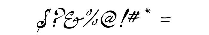 Same-Sex Marriage Script LDO Font OTHER CHARS