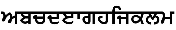SamtolThick Font LOWERCASE