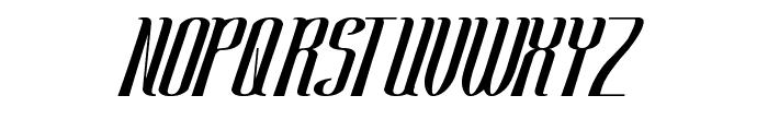 Samurai and Blade Font UPPERCASE