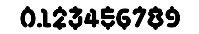 SamuraiCabCoBB Font OTHER CHARS