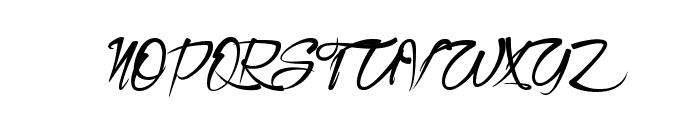Sanctuaire du Machiniste Font UPPERCASE