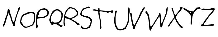 SandcastleMedium Font UPPERCASE