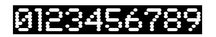 SandersDFiveOpti-Reverse Font OTHER CHARS