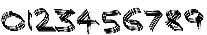 Sandscrape Font OTHER CHARS