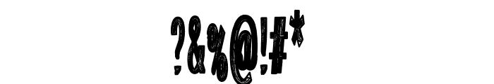 Sanek Font OTHER CHARS