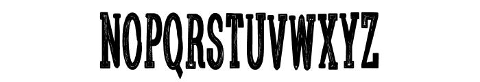 Sanek Font LOWERCASE