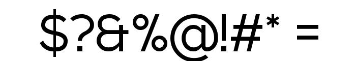 Sani Trixie Sans Regular Font OTHER CHARS