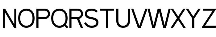 Sani Trixie Sans Regular Font UPPERCASE