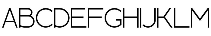 Sans Serif Plus 7 Font UPPERCASE