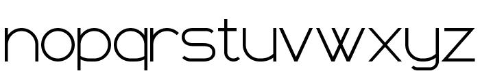 Sans Serif Plus 7 Font LOWERCASE