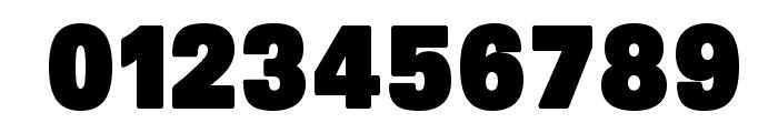 SansBlack Font OTHER CHARS