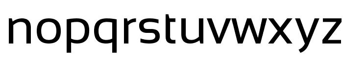 Sansation Font LOWERCASE