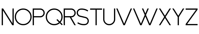 Sanseriffic Font UPPERCASE