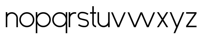Sanseriffic Font LOWERCASE