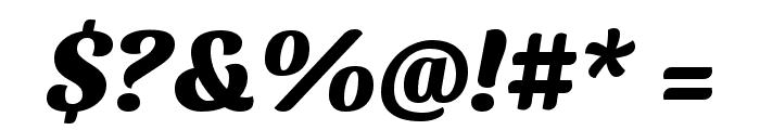 Sansita One Font OTHER CHARS