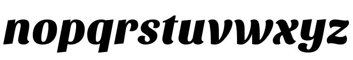 Sansita One Font LOWERCASE