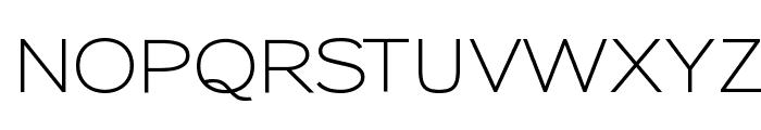 Sansumi-DemiBold Font UPPERCASE