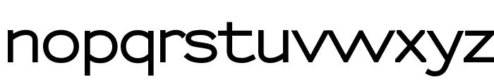 Sansumi-ExtraBold Font LOWERCASE