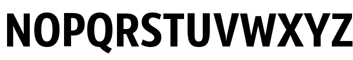Sansus Webissimo Font UPPERCASE
