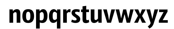 Sansus Webissimo Font LOWERCASE