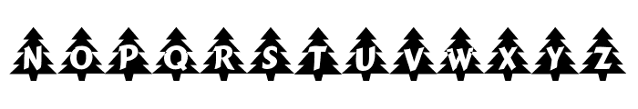 Sapin Normal Font UPPERCASE