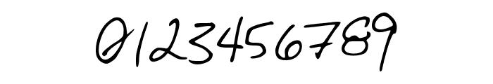 SaraDunn_Hand Font OTHER CHARS